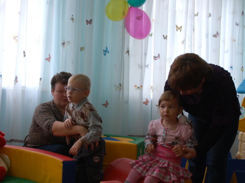 В Забайкалье почти 1500 семей получили помощь от специалистов Центра «ДАР»