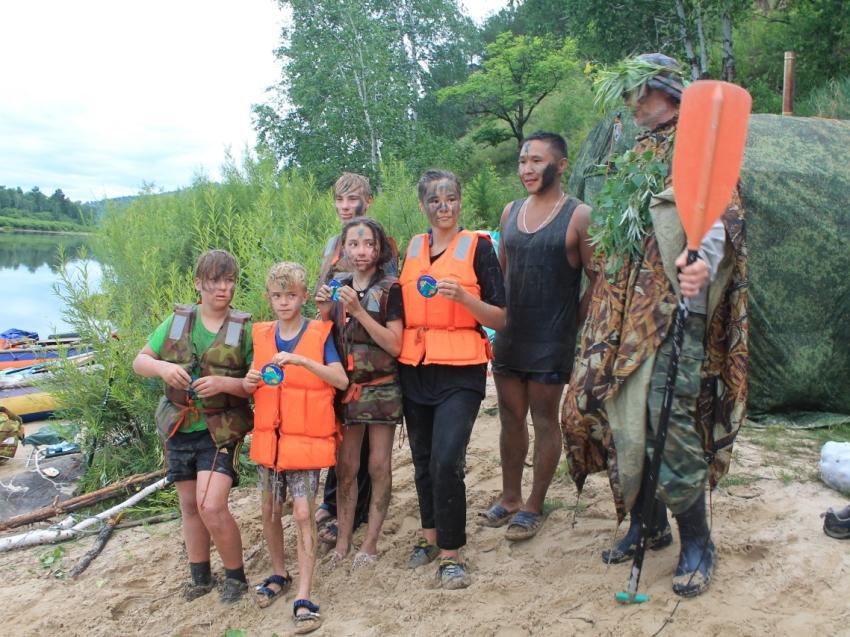 I место в одном из конкурсов экологической акции в Забайкалье занял маршрут «Истоки Амура»