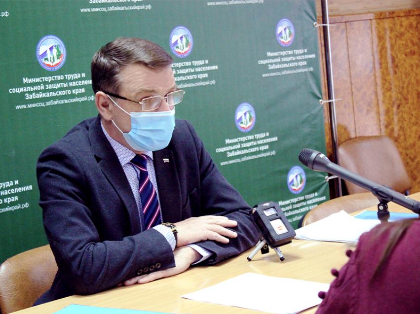 Почти 3 тысячи человек привито от коронавируса в соцучреждениях Забайкалья