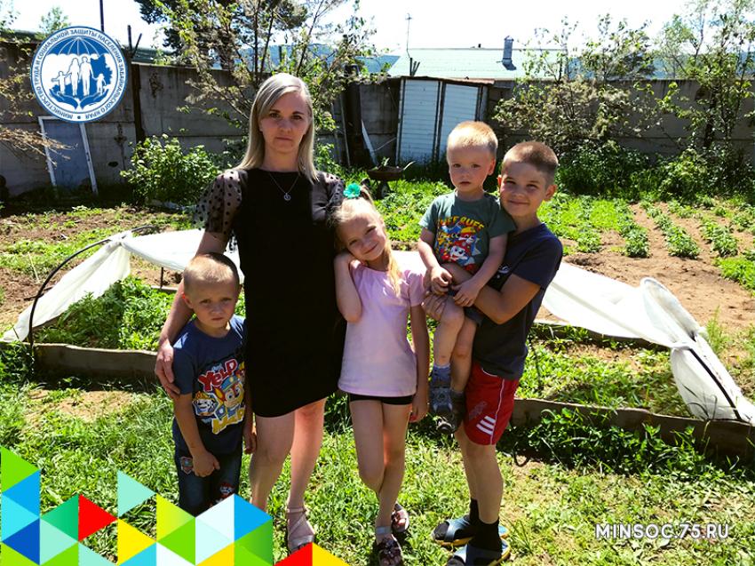 Минсоцзащиты Забайкалья разъяснило наиболее частые ошибки в заявлениях на выплаты детям от 3 до 7 лет