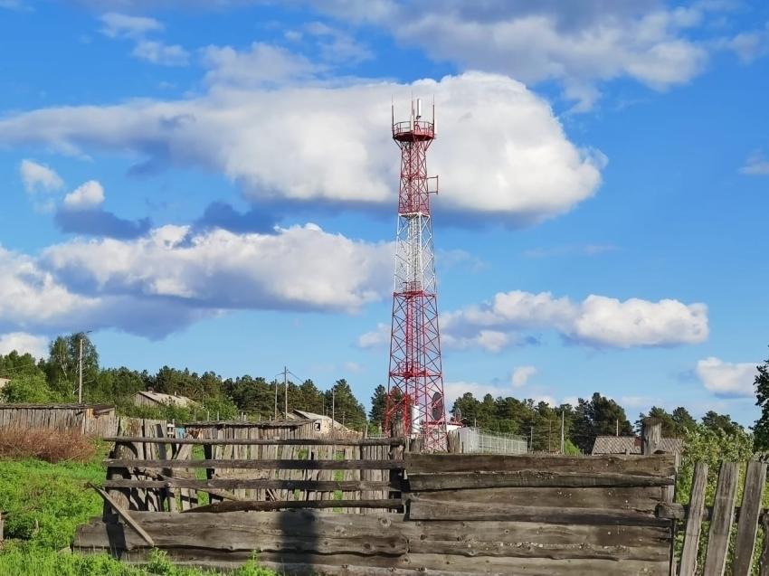 Больше 20 населенных пунктов в Забайкалье обеспечат сотовой связью в 2021 году