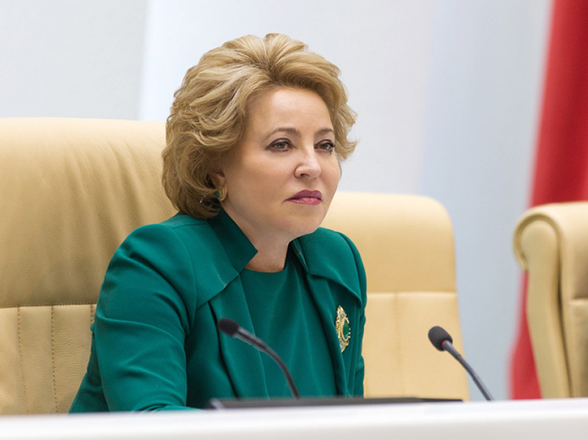 Валентина Матвиенко  поздравила забайкальцев  с Днем образования края