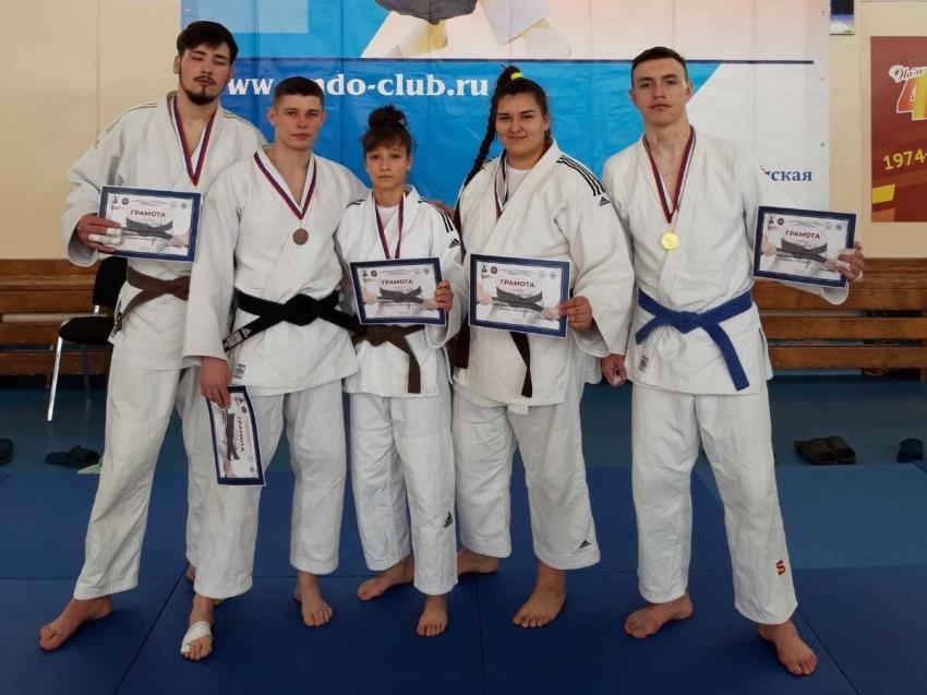Дзюдоисты Забайкалья завоевали четыре медали в Южно-Сахалинске