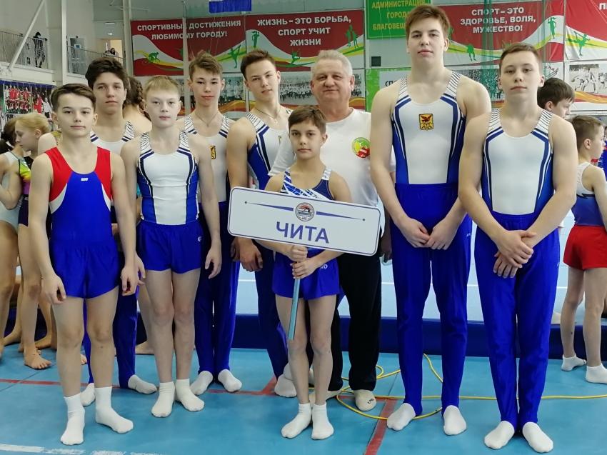 Забайкальский гимнаст единственный из ДФО будет выступать на первенстве России