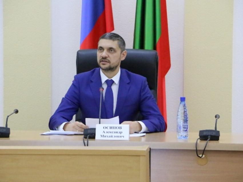 Александр Осипов предложил создать производство техники гражданского назначения в Забайкалье