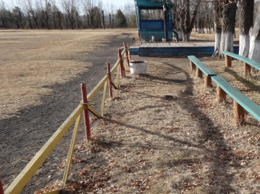 Хилок вынес на голосование проект спорткомплекса с теннисным кортом и полосой препятствий