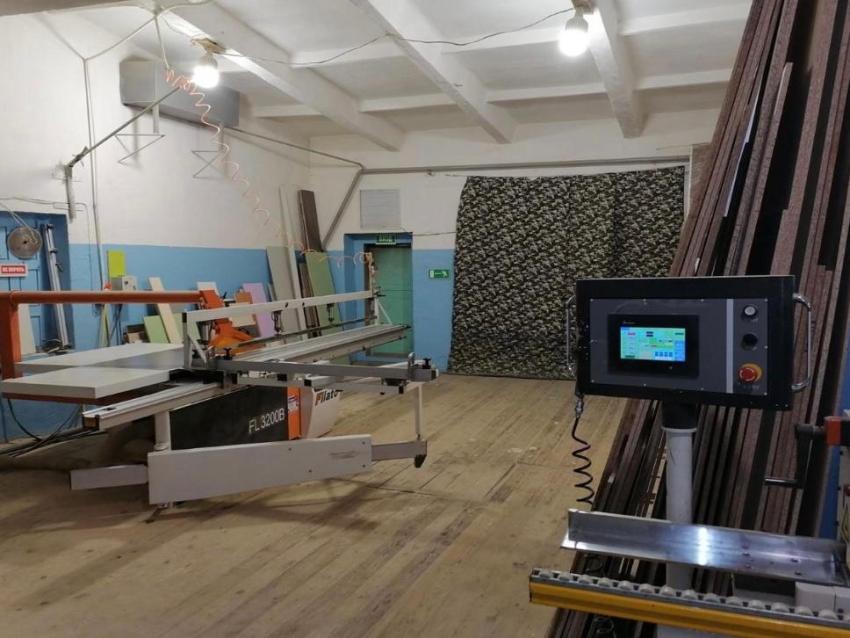 Мебельная компания Читы автоматизировала производство благодаря господдержке