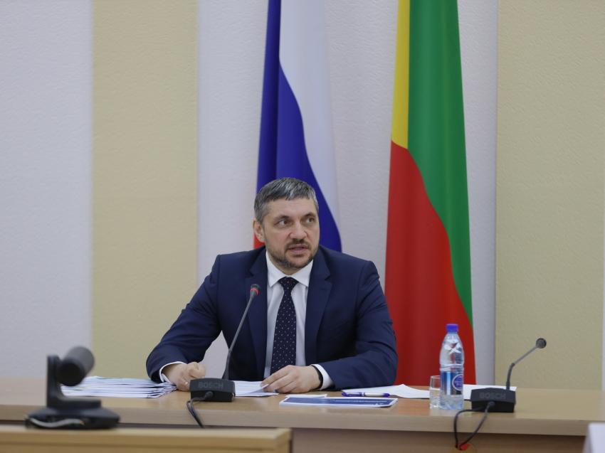 Александр Осипов: Темпы вакцинации необходимо усилить - вакцины в достатке
