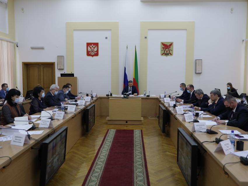 Забайкалье может получить поддержку от федерации по вопросу бюджетного долга