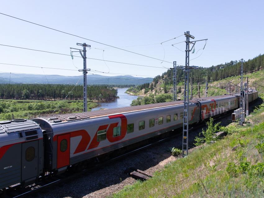Забайкальские школьники смогут путешествовать на поезде со скидкой 50% летом 2021 года