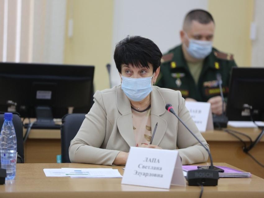 Роспотребнадзор Забайкалья: За первые недели апреля в крае продолжает снижаться заболеваемость COVID-19
