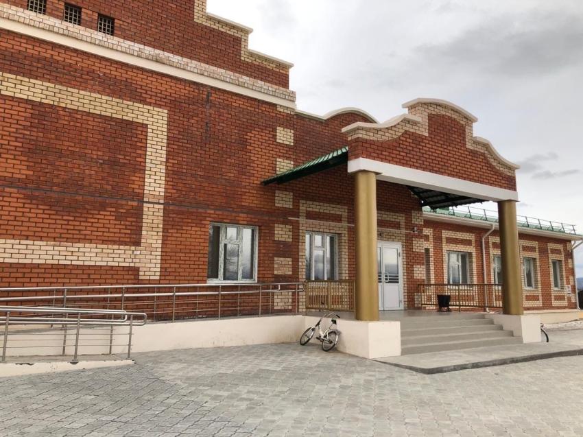 Денис Удод: Новый дом культуры в поселке Линёво Озеро отвечает нормативным требованиям