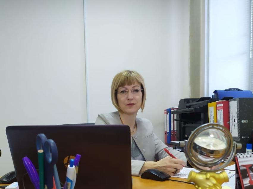 Светлана Якименко назначена замминистра здравоохранения Забайкальского края