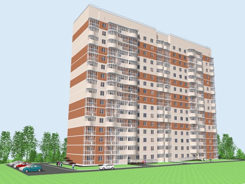 Госинспекция Забайкалья: Началось строительство одного из трех домов в жилом комплексе «Звездный»