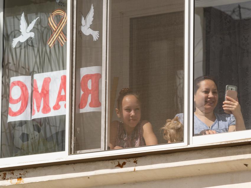 Забайкальцев приглашают присоединиться ко всероссийской акции «Окна Победы»