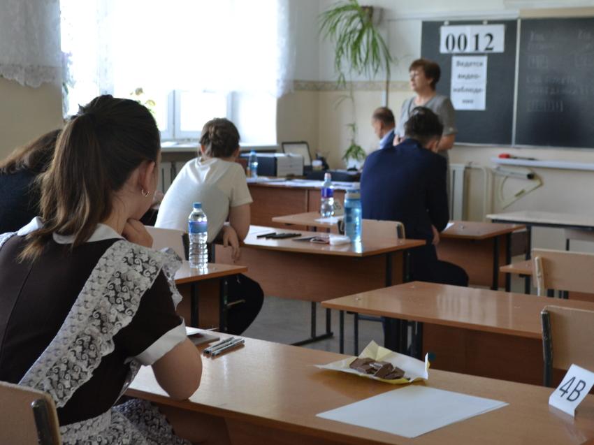 Наталья Бянкина: Определены даты, когда выпускники Забайкалья напишут ЕГЭ