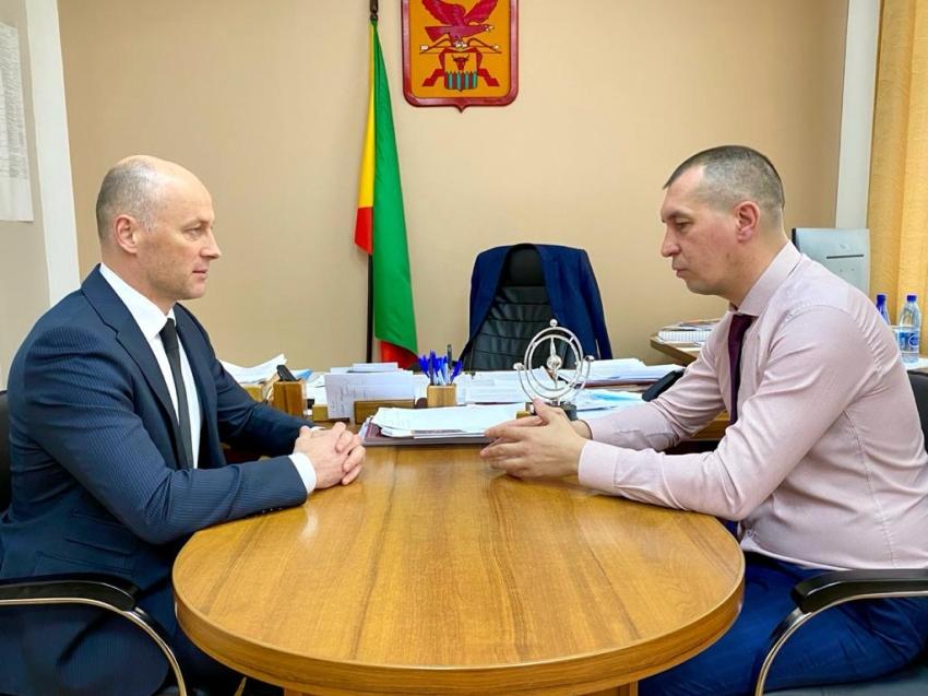 Развитие кадрового потенциала в медицине обсудил первый замминистра здравоохранения РФ с правительством Забайкалья