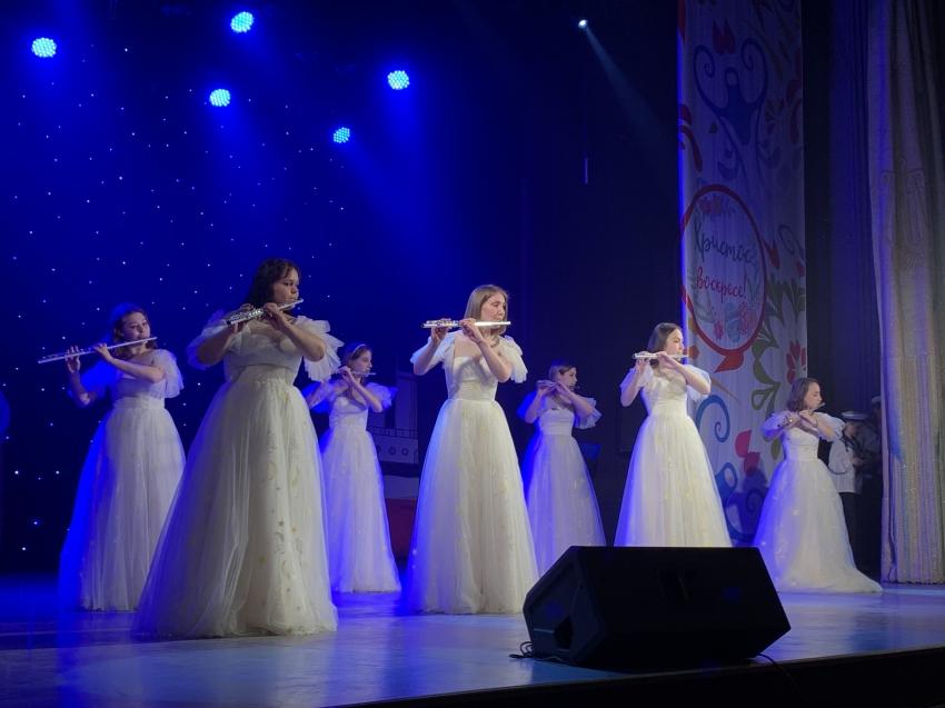 Праздничный концерт для забайкальцев в честь празднования Светлой Пасхи прошёл в Чите