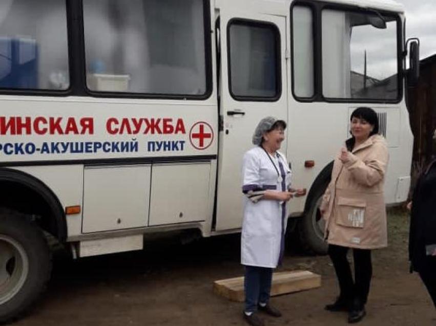 Более трёх тысяч жителей Хилокского района вакцинировано от COVID-19