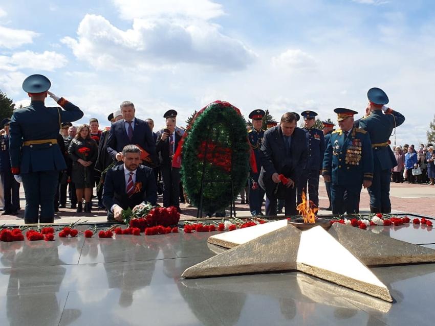 Александр Осипов: Наша святая обязанность сохранить память о Победе