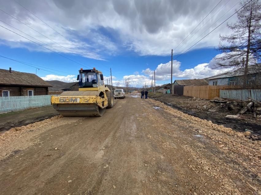 Десять дорог в населенных пунктах Забайкалья отремонтируют дополнительно по дальневосточной субсидии