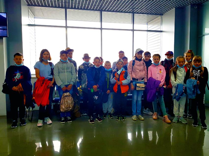 Воспитанники детских центров Забайкалья проведут тематическую смену в Евпатории