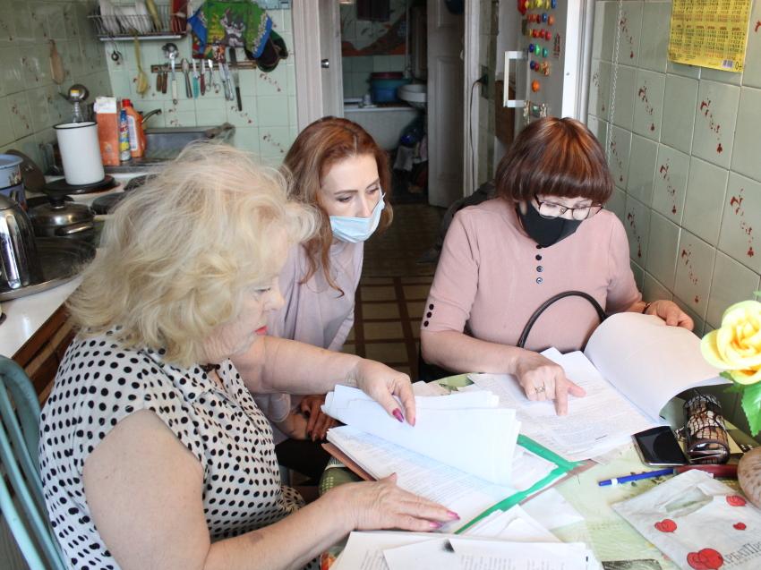 Более 60 забайкальцев получили бесплатную юридическую помощь в мае 2021 года