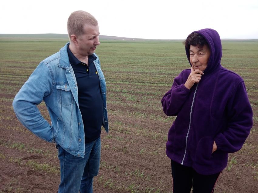 Хозяйства Приаргунского и Краснокаменского района завершают посевные работы