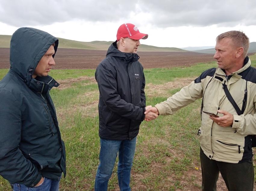 Агроинвестор намерен поднять в Забайкалье 20 тысяч гектаров залежных земель