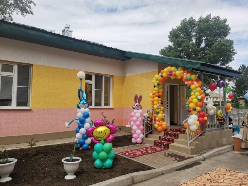 Нацпроект «Демография»: В Ингодинском районе Читы откроется новая пристройка к детскому саду №17