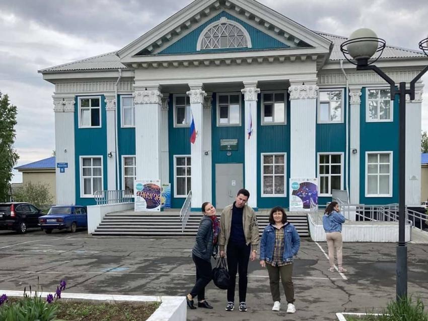 «Большие гастроли» забайкальского драмтеатра завершились в Братске