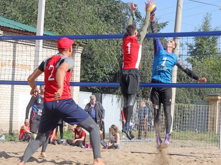 Первенство по пляжному волейболу пройдет в Чите