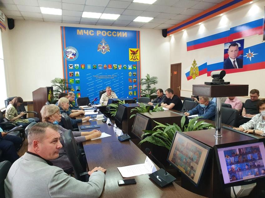 Гурулев назвал районы, больше всех пострадавшие от паводков в Забайкалье