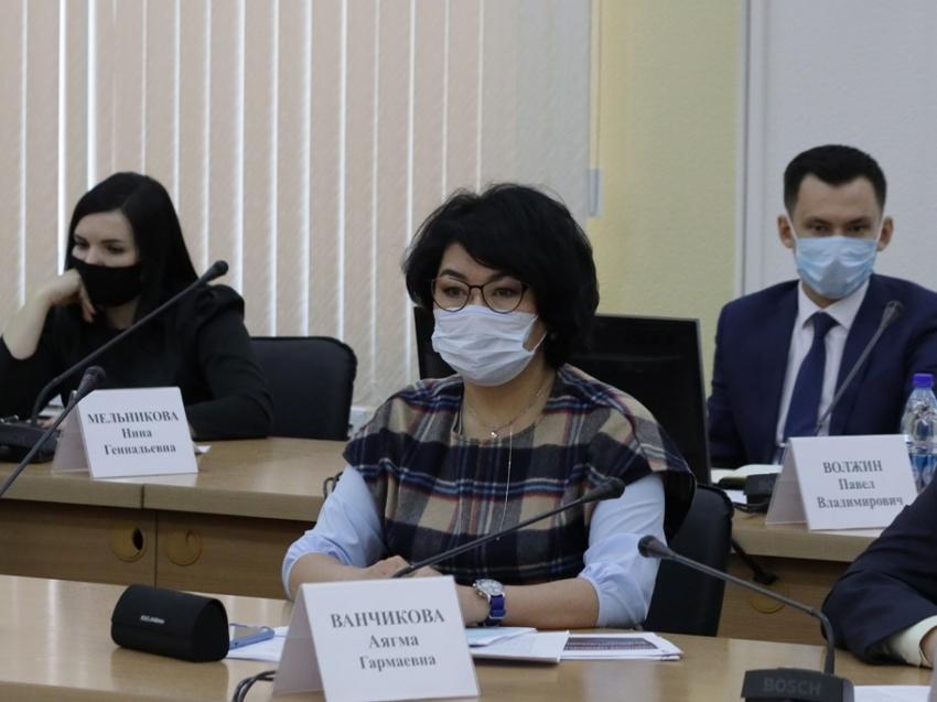 Аягма Ванчикова: Коронавирус становится агрессивней
