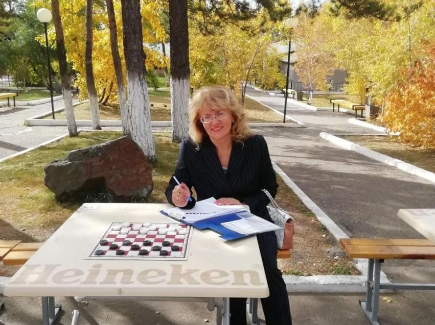 Соревнования на кубок Забайкальского края по 80-ти клеточным шашкам пройдут в Чите