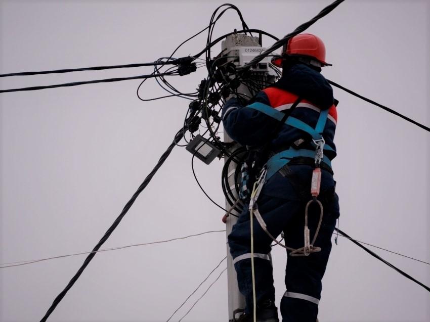 Специалисты восстановили электроснабжение еще в двух районах Забайкальского края