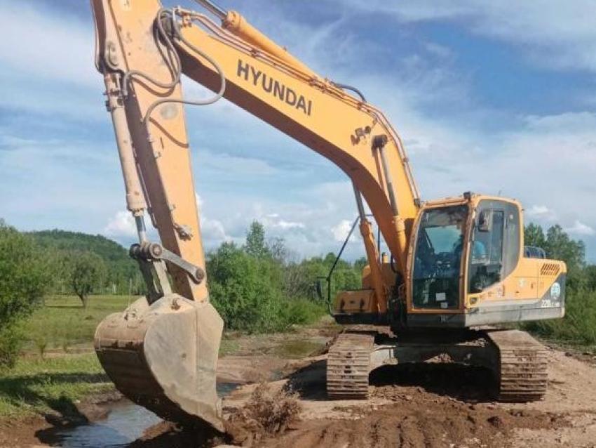 В Забайкалье восстановили проезд между Шелопугинским и Газ-Заводским районами