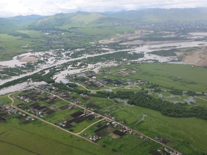 Александр Осипов о паводковой ситуации: Краевые силы работают на восстановление объектов
