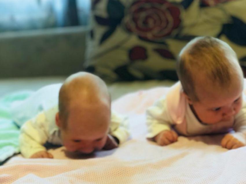В первом полугодии в Забайкальском крае родились почти шесть тысяч детей