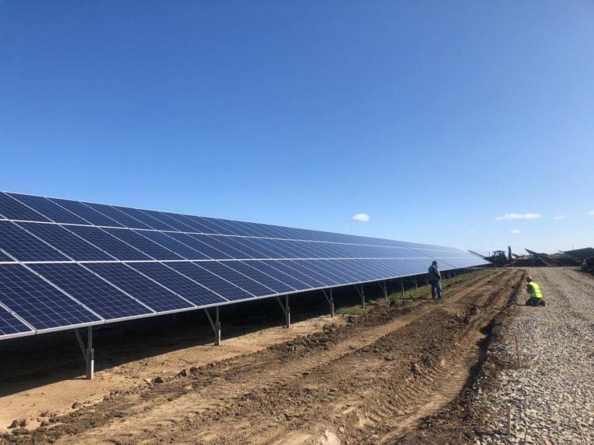 Забайкалье стало лидером в ДФО по объёму инвестиций в сфере возобновляемых источников энергии