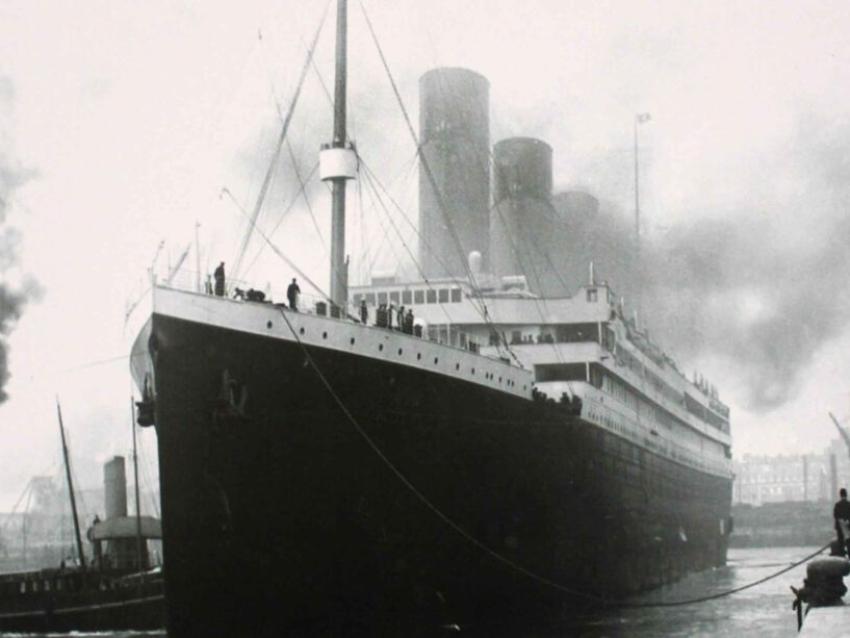 Выставка в честь годовщины гибели «Титаника» начала работу в Чите