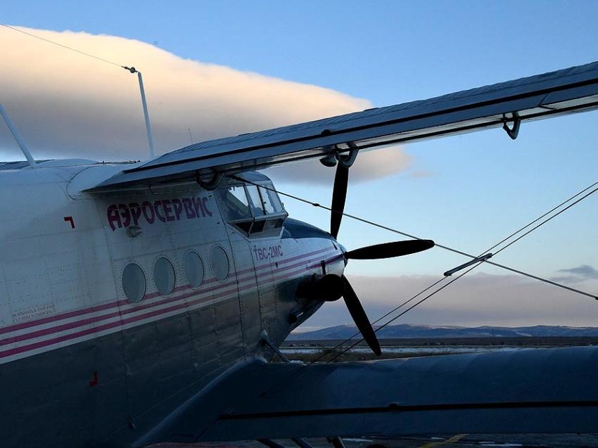 Более пяти тысяч пассажиров перевезли в Забайкалье на внутренних авиарейсах за полгода