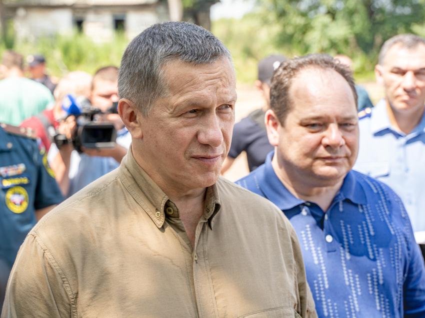 Юрий Трутнев: Обязательно поможем всем пострадавшим от паводка