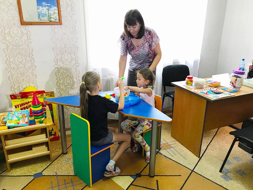 В Ононском реабилитационном центре появился новый социальный проект «Передышка»