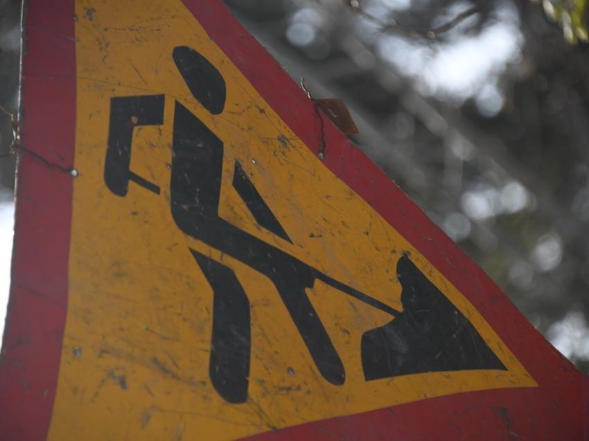 Схема организации движения на участке автодороги «Амур» изменена в районе Угданского кольца
