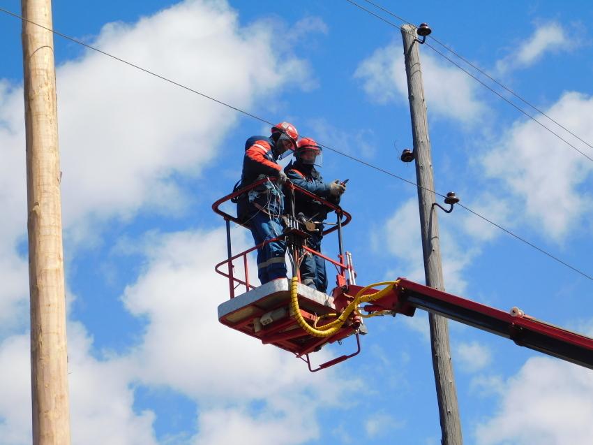 Забайкальские энергетики восстановили электроснабжение населённых пунктов, попавших в зону подтопления