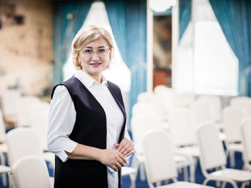 Ирина Левкович поздравила железнодорожников с профессиональным праздником