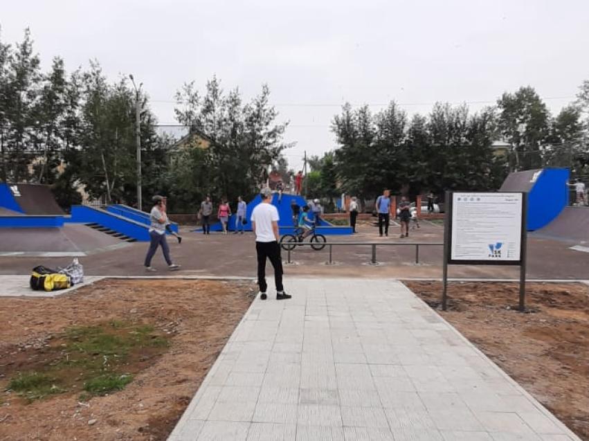 В Забайкалье продолжается реализация национального проекта «Жилье и городская среда»