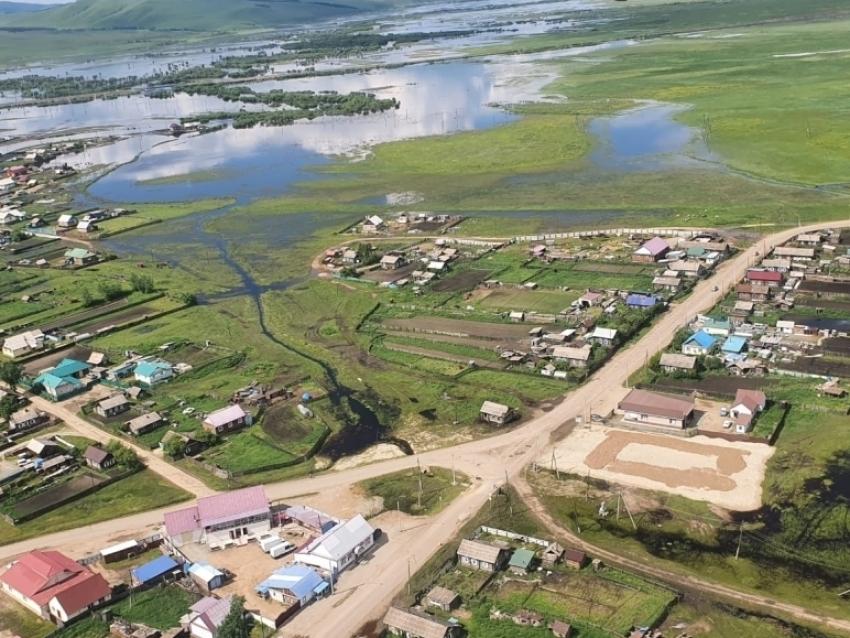 Пострадавшие от паводков дома забайкальцев обследуют за счёт средств резервного фонда