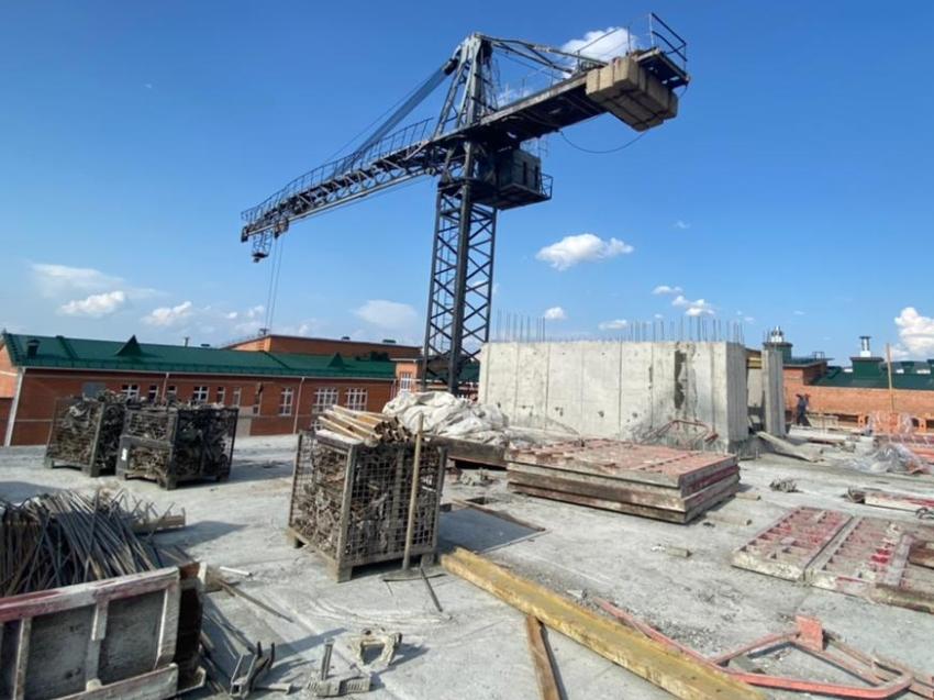 Свыше 15 объектов социальной и инженерной инфраструктуры строится в Забайкалье в 2021 году
